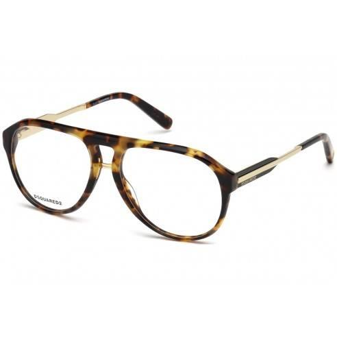 Rama ochelari de vedere - Dsquared2 DQ5242 053 Dsquared2 Rame de vedere Barbati