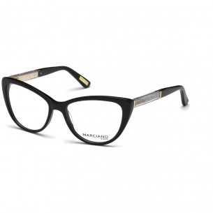Rame ochelari de vedere Guess by Marciano GM0312 001 53 Guess By Marciano Rame de vedere Dama