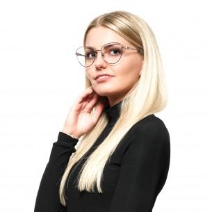 Ochelari de soare, de dama, Just Cavalli JC825S 56Z Auriu /