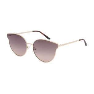 Ochelari de soare, de dama, Guess GF0353 32F 61 Auriu Guess