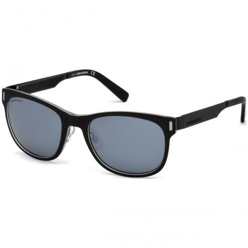 Ochelari de soare Unisex - Dsquared2 ALF DQ0221 03C Dsquared2 Ochelari de soare Barbatesti